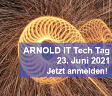 Der Technologietag von ARNOLD IT Systems