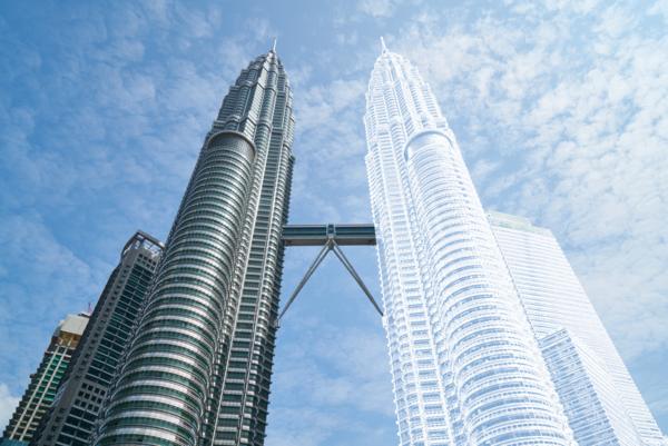 Digital Twin eines Gebäudes